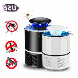 Bug Zapper with 360 Degrees LED Lamp USB Powered for Outdoor