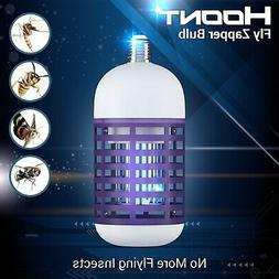 Hoont Bulb Socket Bug Zapper Powerful Electric Insect Killer