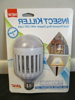 Buzz Kill Bug Zapper LED Bulb -  PIC Electric Insect Zapper