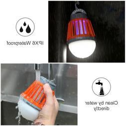 Camping UV LED Mosquito Zapper Killer Lantern WATERPROOF 3 ,