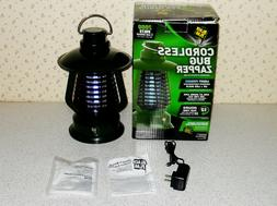 Black Flag Cordless Bug Zapper BZC-100, complete, 1/2 acre c