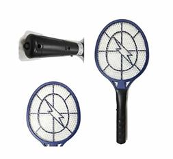 Cypresshop Electric Fly Swatter Mosquito Handheld Racket Ins