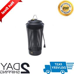 Black Flag Deluxe Insect Bug Zapper 5500 Volt 1.5 Acre Cover