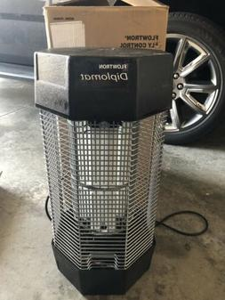 Flowtron Diplomat Control Bug Fly Mosquito Insect Zapper Ind
