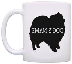 Personalized Dog Owner Gift Pomeranian Add Dog's Name Dog Lo