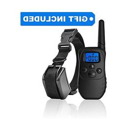 Dog Shock Collar with Remote + Dual Charger – 3 Mode