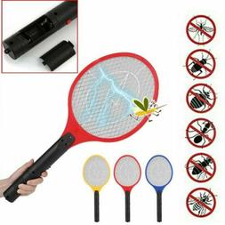 Electric Cordless Bug Zapper Mosquito Insect Swatter Fly Pes