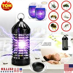Electric Electronic Insect Fly Mosquito Bug Killer Trap Zapp