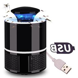 Livoty Beautiful Electric Fly Bug Zapper Mosquito Insect Kil