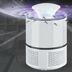 Electric Fly Bug Zapper Mosquito Insect Killer Lamp Indoor T