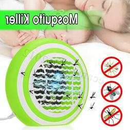 Electric Fly Insect Bug Pest Mosquito Killer Zapper Trap LED