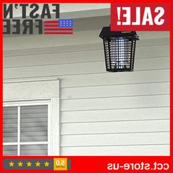 Electric Insect Killer Bug Zapper 1/2 Acre Mosquito Fly Outd