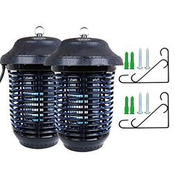 Kapas Electric Insect Zapper, New Upgrade with Free Hanger 4