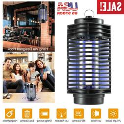 Electric Mosquito Fly Bug Insect Zapper Killer Trap Lamp Lig