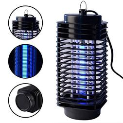 Electric Mosquito Fly Bug Insect Zapper Killer with Trap Lam