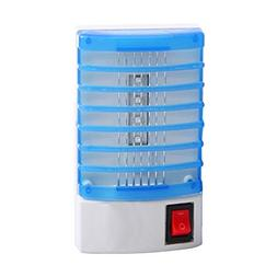 Brave669 LED Electric Mosquito Fly Killer Light Night Lamp I