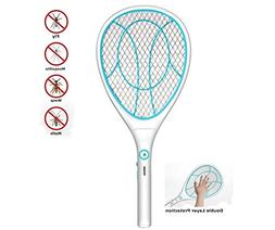 electric mosquito fly swatter bug