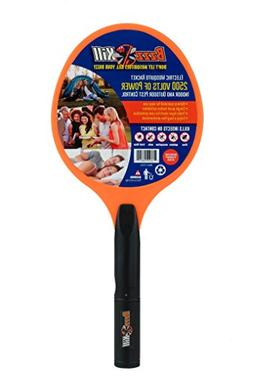 BzzzKill Electric Mosquito Racket - Battery Operated Indoor