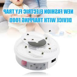 Electric USB Automatic Flycatcher Fly Trap Pest Control Catc