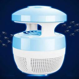 Electric USB Fly Bug Zapper Mosquito Insect Killer Trap LED