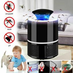 Electric UV Mosquito Killer Lamp Outdoor/Indoor Fly Bug Pest