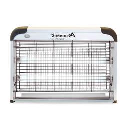 Aspectek Electronic Indoor Insect Killer Zapper US Lamp 20W