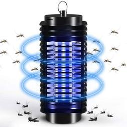 Electronic Insect Killer Electric Bug Zapper LED Lamp Anti M