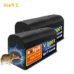 Big-Fun Electronic Mouse Rodent Traps, High Voltage Effectiv