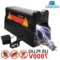 Electronic Mouse Trap Victor Control Rat Killer Mice Electri