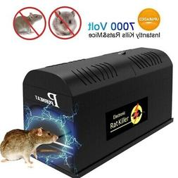 Electronic Mouse Trap Victor Control Rat Killer Pest Electri