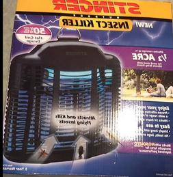 Stinger Electronic Outdoor Insect Killer Bug Zapper 1/2 Acre