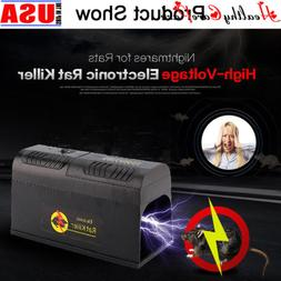 electronic rat rodent killer electric trap zapper