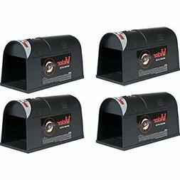 Victor Electronic Rat Trap - 4 Pack of Electronic Rat Zapper
