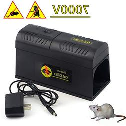 Electronic Rat Trap, Powerful Mouse Rodent Trap Killer, High