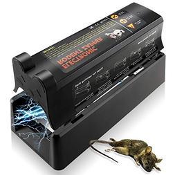 ASprint Electronic Rat Trap, Electric Rodent Traps Zapper Th