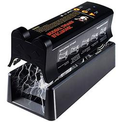 Electronic Rat Trap Extermination of Mice, Rats – for Seri