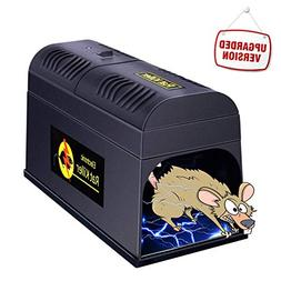ATL LLC Electronic Rat Trap, Effective and Powerful Rat Trap
