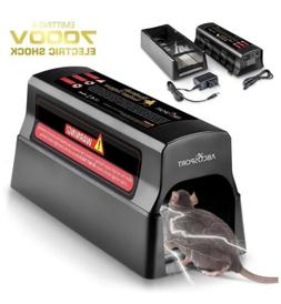 Pestrax Electronic Rodent Trap for Rats Mice Squirrels Human