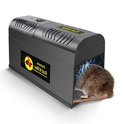 Electronic Rodent Zapper –Effective, Humane Exterminating