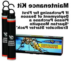 SPARTAN MOSQUITO ERADICATOR 1-ACRE MAINTENANCE PACK: Mosquit
