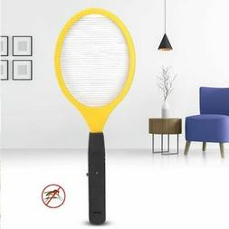 Flag Bug Zapper Racket,  3000 Volts, Kills Mosquitoes, Fly,