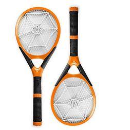 Aspectek Large Fly Swatter Electric Insect Zapper Best Zap M