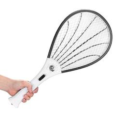 HOT Fly Swatter Electric Mosquito Swatter Racket Mosquito Ne