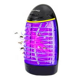 ISELECTOR Fly Zapper Indoor Bug Zapper Mosquito Trap Insect