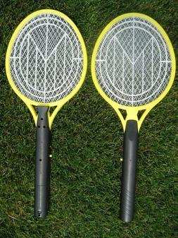 "TWO 3000 Volt Portable Insect Zapper that Uses Two ""D"" Size"