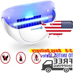 Glue Board Insect Killer Zapper with UV 10W Wall Sconce Fly