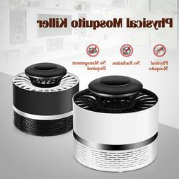 Home Indoor USB Electric Mosquito Insect Killer Bug Pest Zap