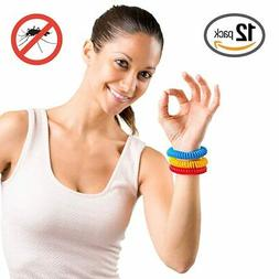 Hoont8482; Natural Mosquito Repellent Stretchable Wristband