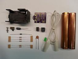 hulda clark zapper kit 30khz