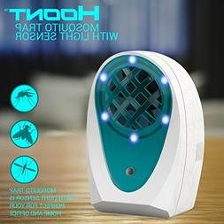 Hoont Indoor Plug-in Mosquito and Fly Trap with Bright LED U